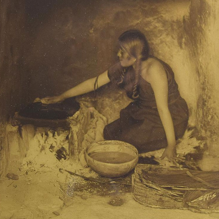 Edward S. Curtis Photographs