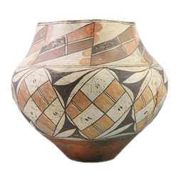 All Acoma Laguna Pottery