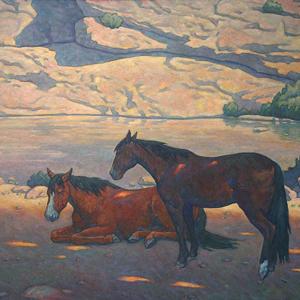 Howard Post Paintings