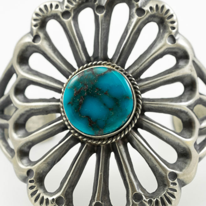 Sandcast Silver Jewelry Collection