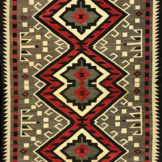 Navajo Textiles - Private and Estate Collections