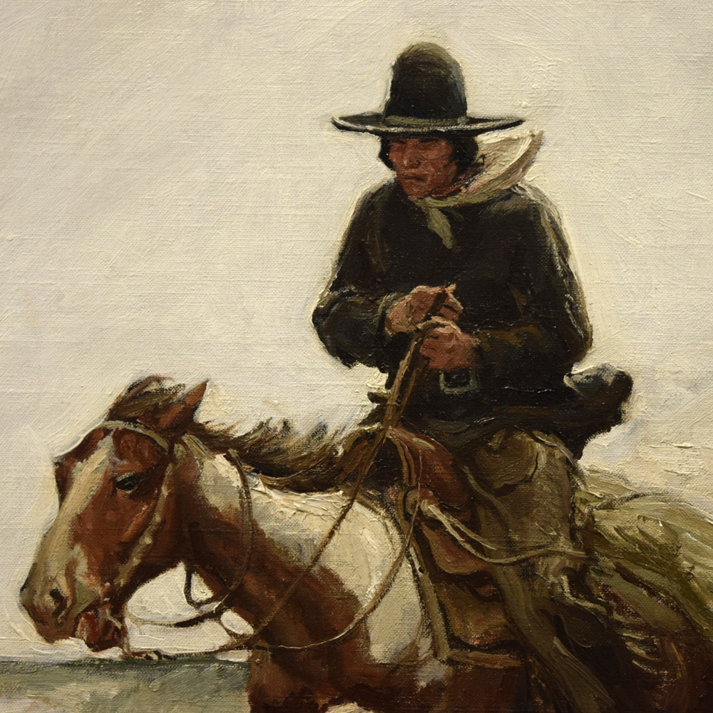 Early Western Art Estate Collection