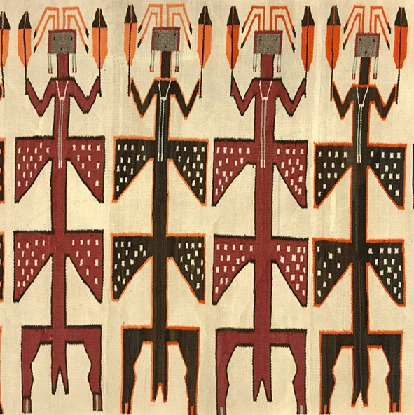 Navajo and Hopi Weavings and Sashes
