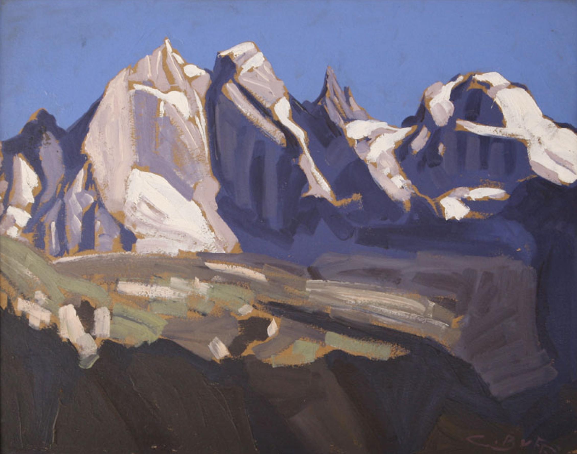 Buff, Conrad 1886-1975