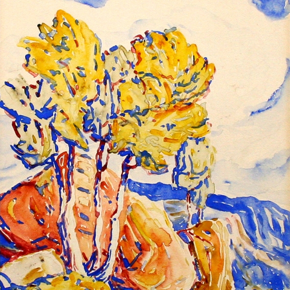 Sandzen, Birger (1871-1954)