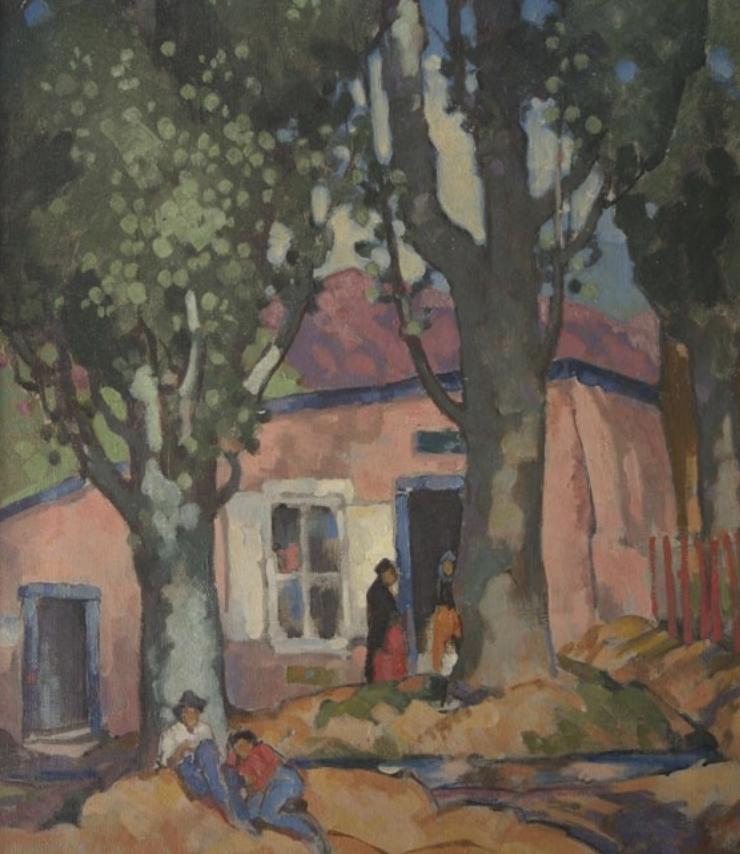Henderson, William Penhallow 1877-1943