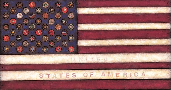Victoria Roberts: Stars and Stripes Forever