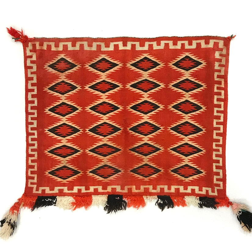 Navajo Rugs, Baskets, Pottery, and Paintings