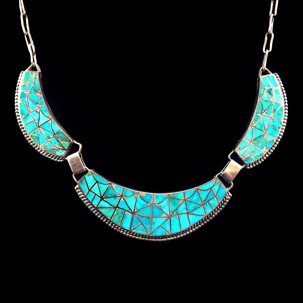 Old Pawn Zuni and Navajo Jewelry Collections