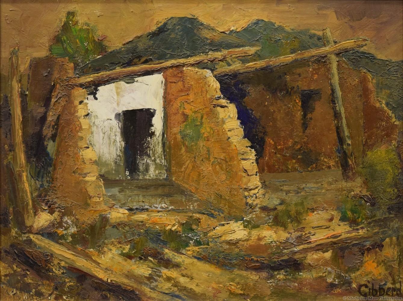 Gibberd, Eric 1897-1972