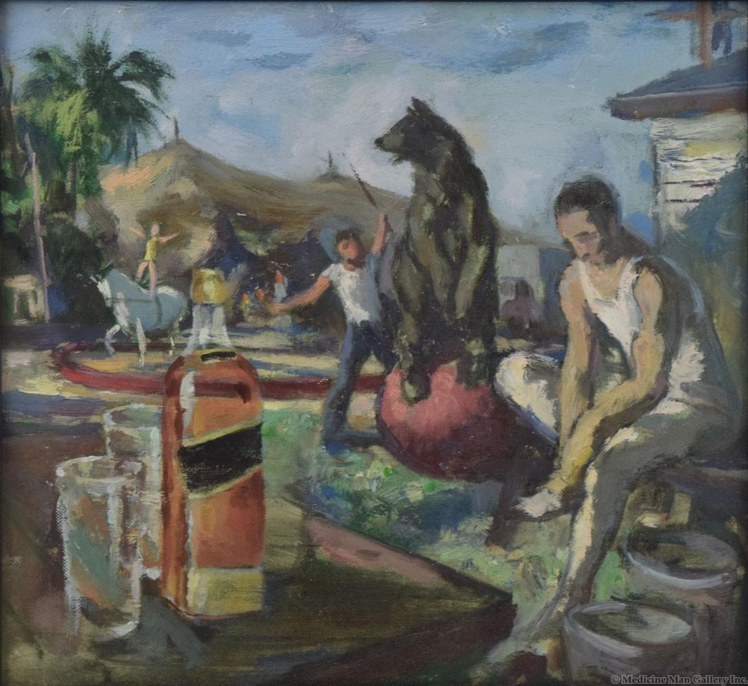 Stahl, Benjamin Albert 1910-1987
