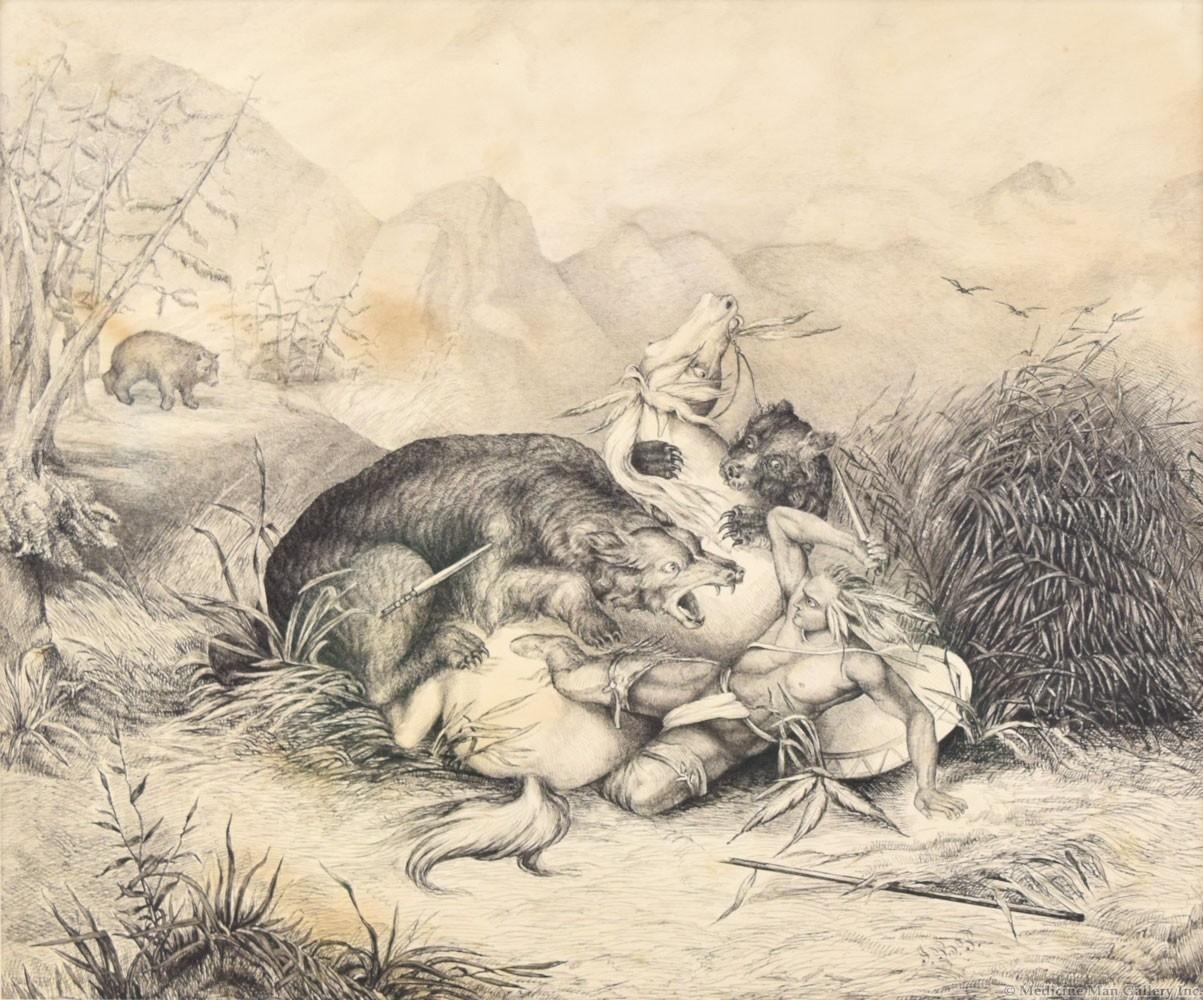Darley, Felix 1822-1888