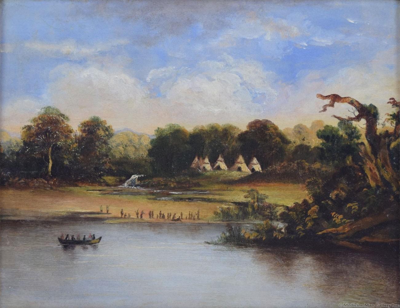Bodmer, Karl 1809-1893