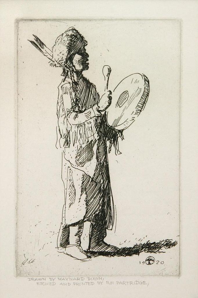 Partridge, Roi 1888-1984