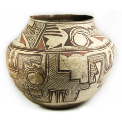 All Zuni Pottery