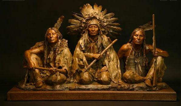 John Coleman, CA, 1876, Gall-Sitting Bull-Crazy Horse