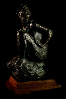 Shirley Thomson-Smith, Bronze Sculpture2