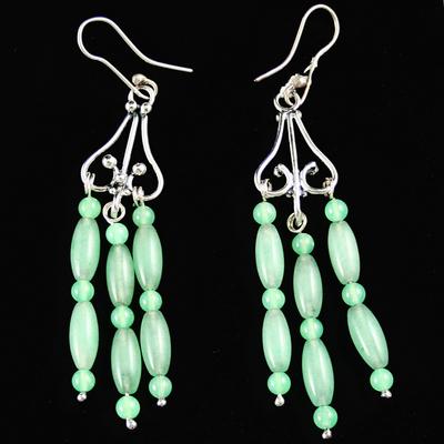 Miramontes Adventurine Earrings