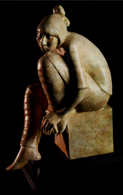 Shirley Thomson-Smith, Bronze Sculpture   6