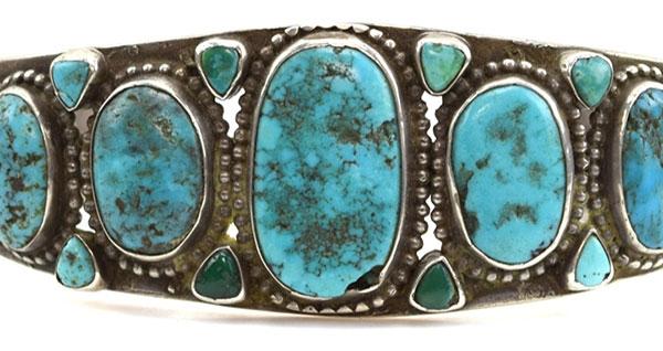 Jewelry, Beadwork, Pottery, Navajo Weavings, Baskets, and Paintings