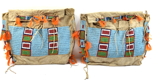 AZ Collection Beadwork Weavings Kachinas