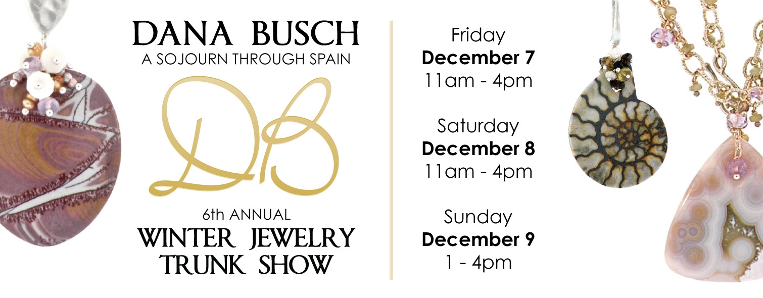 DANA BUSCH WINTER TRUNK SHOW