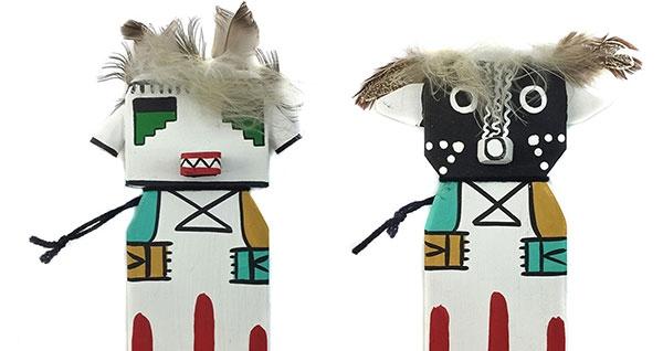 Hopi Cradle Kachina Collection