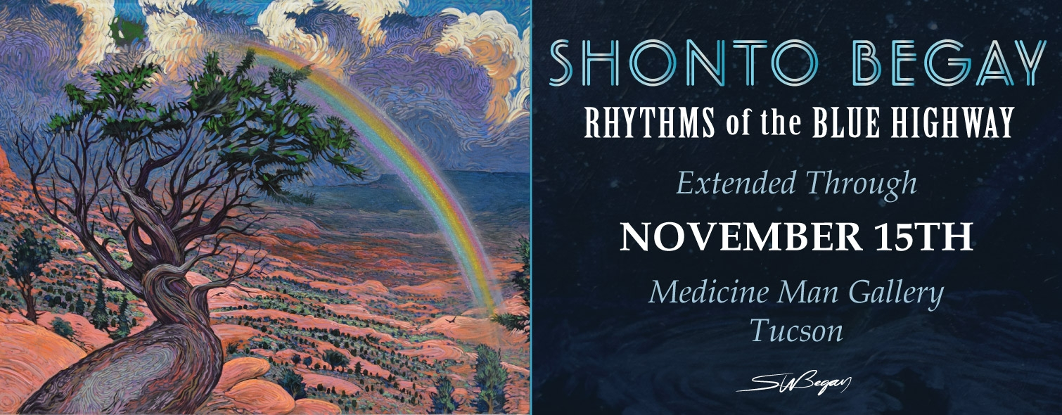 Recent Works by Shonto Begay