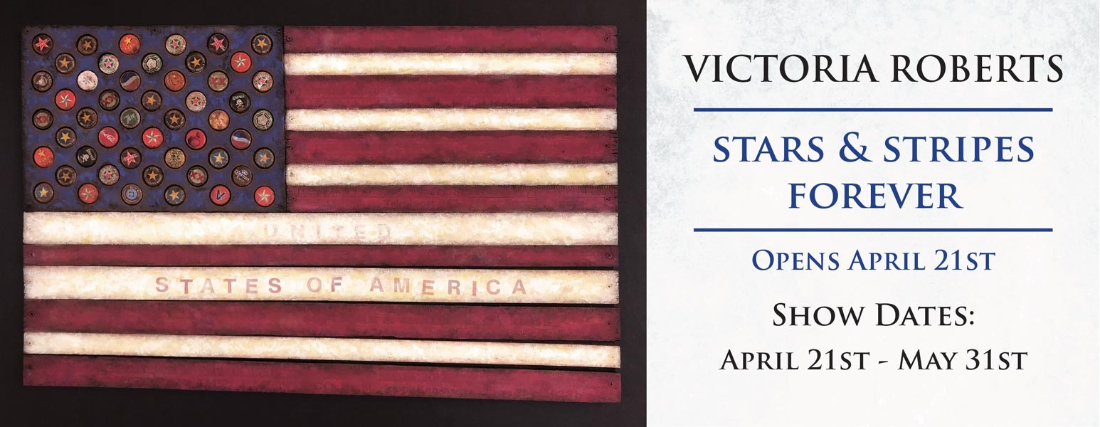 Victoria Roberts Stars and Stripes Forever