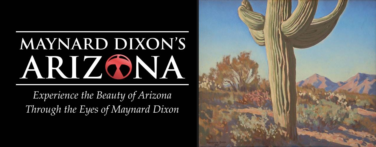 Maynard Dixon Arizona