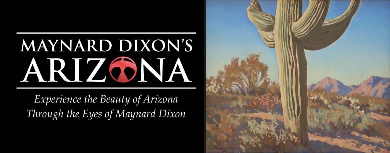 Maynard Dixon Arizona