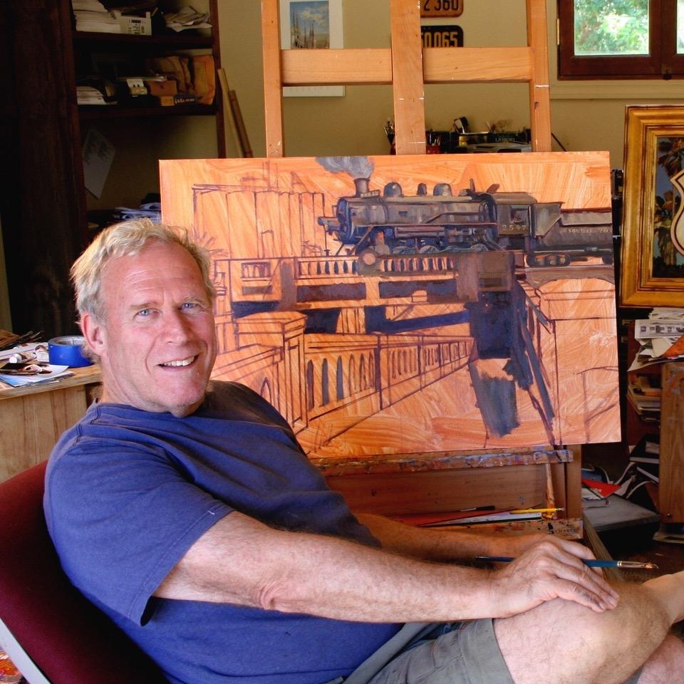 Dennis Ziemienski portrait