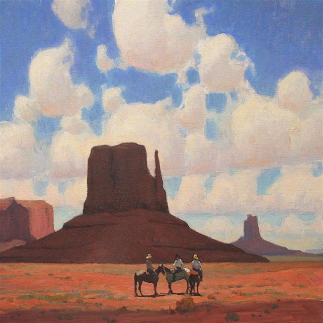 Glenn Dean, Riders