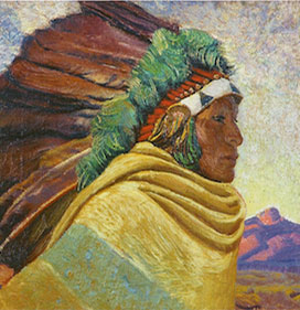 ELB, The War Bonnet