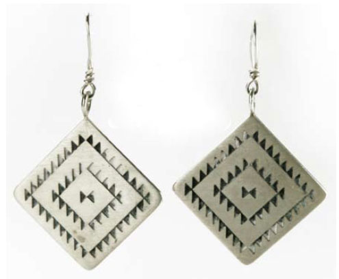 Navajo Contemporary Earrings