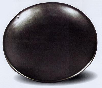 """Maria Poveka Plate, c. 1960, 5"""""""