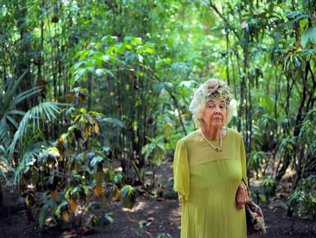 Nathan Benn - Mrs. Francis Stahl, Milliner, Key West, 1980