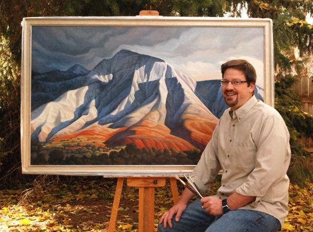 Greg Newbold painter