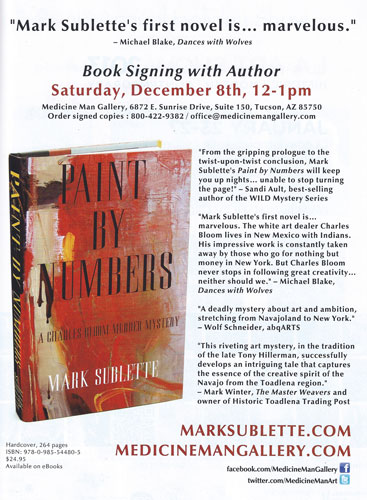 Paint by Numbers Release Announcement