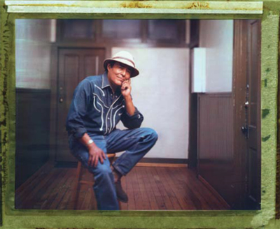 """Shonto Begay's mantra is """"celebrate your personal identity through the arts."""""""