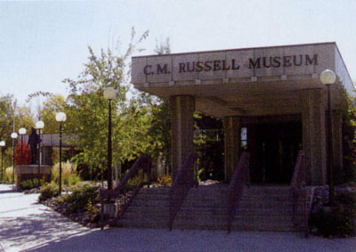 C. M. Russell Museum, 400 13th Street North, Great Falls, MT 59401 (406) 727-8787