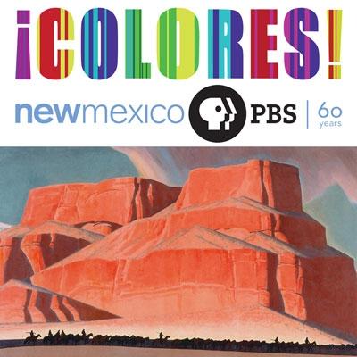 PBS ¡Colores! Maynard Dixon New Mexico Centennial