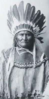 Aaron B. Canady, Geronimo 1907, courtesy Printroom.com Photography