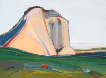 "Gregory Kondos, Maynard Dixon's Home, Mount Carmel, Utah, Oil on Linen, 18"" x 24"""