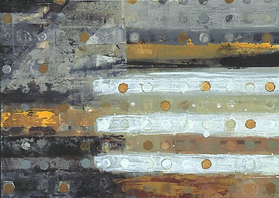 """Alan Mazzetti, Is That The Right Way? Mixed Media 30"""" x 42"""""""
