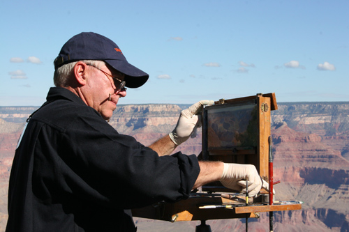 P. A. Nisbet, Grand Canyon, Arizona