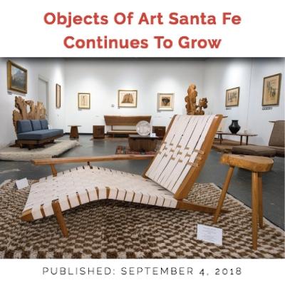 Objects of Art Santa Fe Maynard Dixon NM Centennial