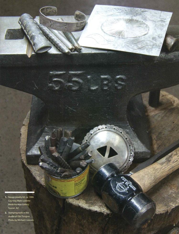 stamping tools olin tsingine