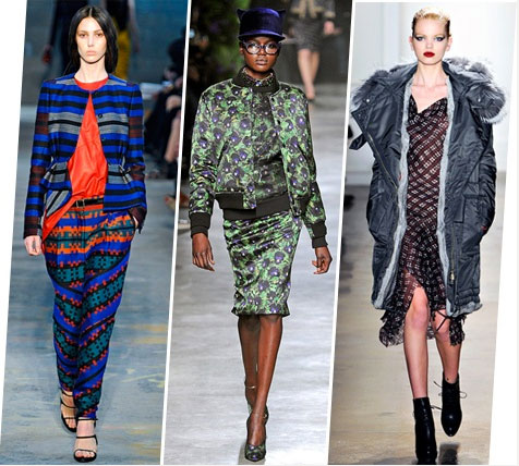 From left: Photo: Marcio Madeira/FirstView; Yannis Vlamos/GoRunway; Marcio Madeira/FirstView